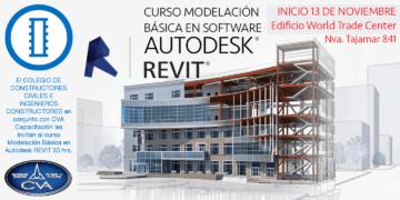 Curso Modelación Básica Autodesk REVIT (Metodología BIM) II