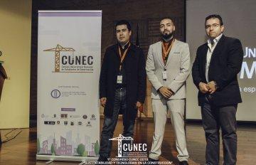 Primer Congreso de Estudiantes de Escuelas de Construcción (CUNEC)