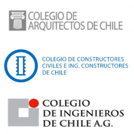 Declaración pública de los Colegios de Arquitectos, Constructores Civiles e Ingenieros Constructores, e Ingenieros